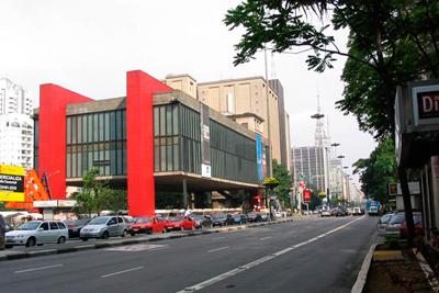 Av. Paulista MASP