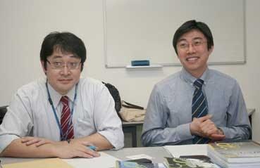 Cai e Saito