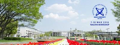 Nagoya University Workshop