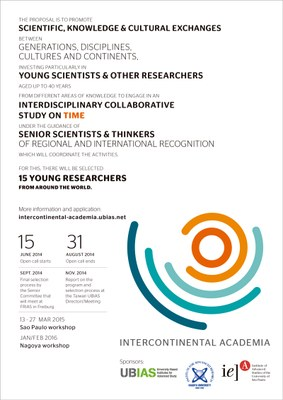 Intercontinental Academia poster