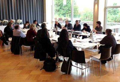Reunião do Comitê diretivo