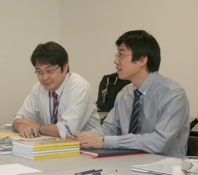 Susumu Saito and Dapeng Cai