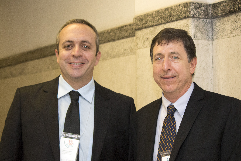 Hamilton Varela and José Eduardo Krieger