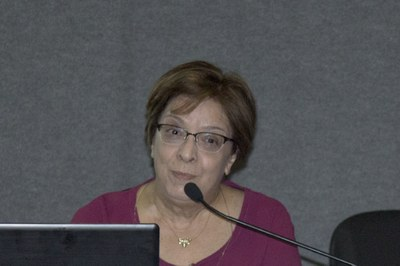 Talk with Vera Lucia Imperatriz-Fonseca - April 25, 2015