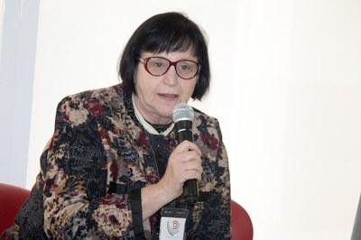 Talk with Regina Pekelmann Markus - April 26, 2015