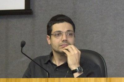 Eduardo Almeida's presentation - April 25, 2015