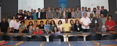 Intercontinental Academia group photo - Closing - April 29, 2015
