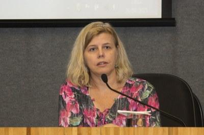 Rosa Levandovski's presentation - April 26, 2015