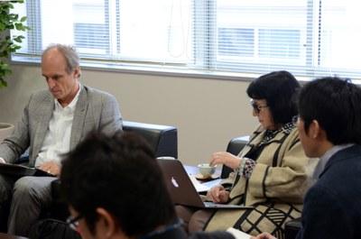 Martin Grossmann, Regina P. Markus, Dapeng Cai and Susumu Saito