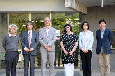 Takao Kondo, Takaho Ando, Martin Grossmann, Regina P. Markus, Takako Ogawa and Dapeng Cai