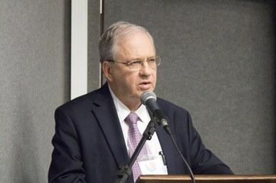 Marco Antonio Zago talking about the future of the universities - April 24, 2015