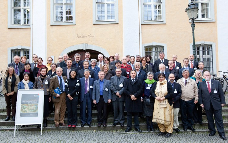 Foundation Conference in Freiburg - 2010