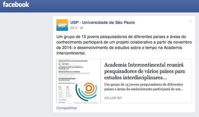 USP Facebook Page